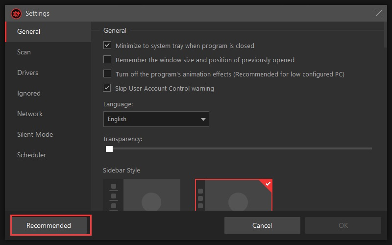 drivers booster 5.2 key