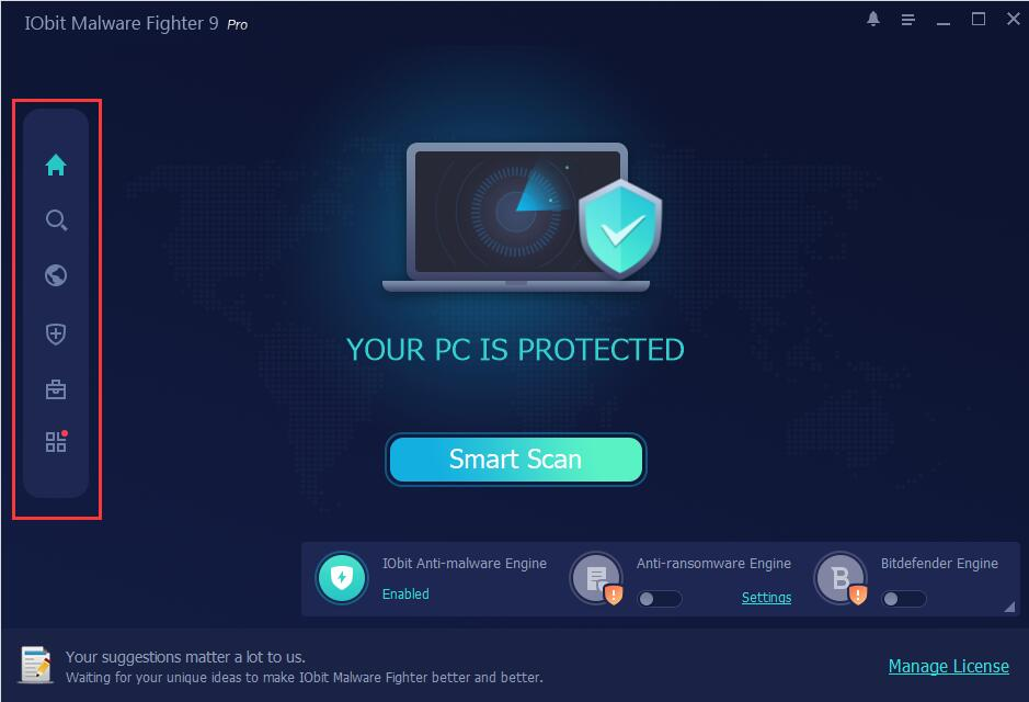 IObit Malware Fighter User Manual