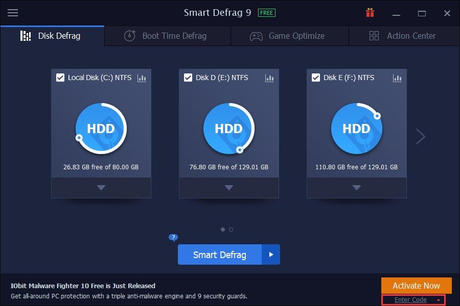 Smart Defrag 6 User Manual