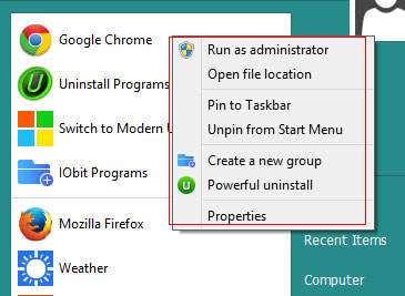 how to create right click menu in vb6
