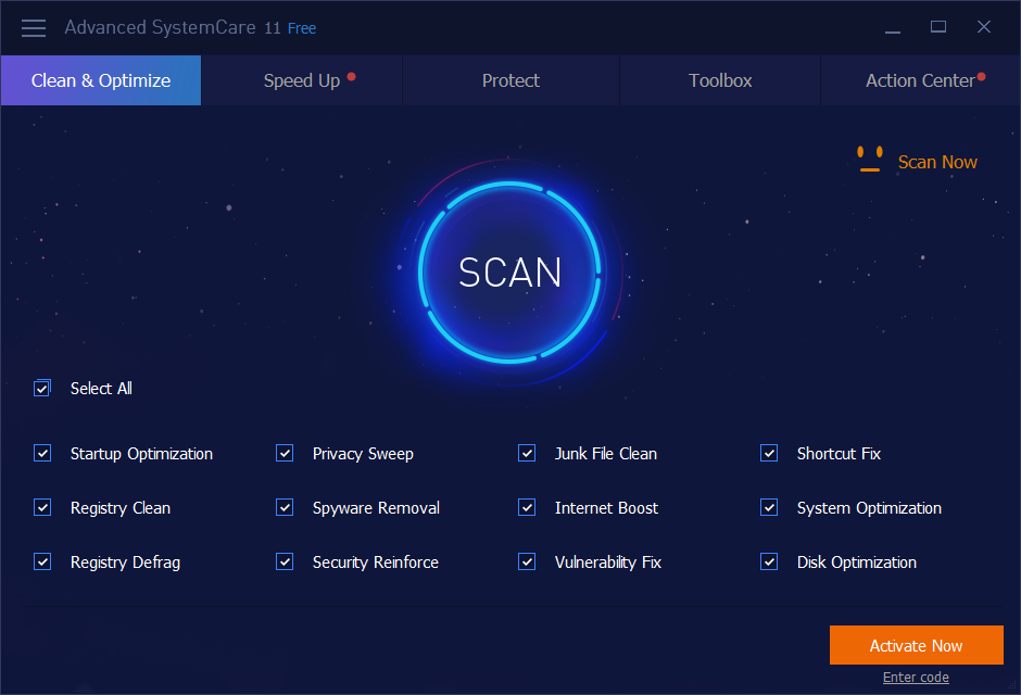 advanced systemcare full free download