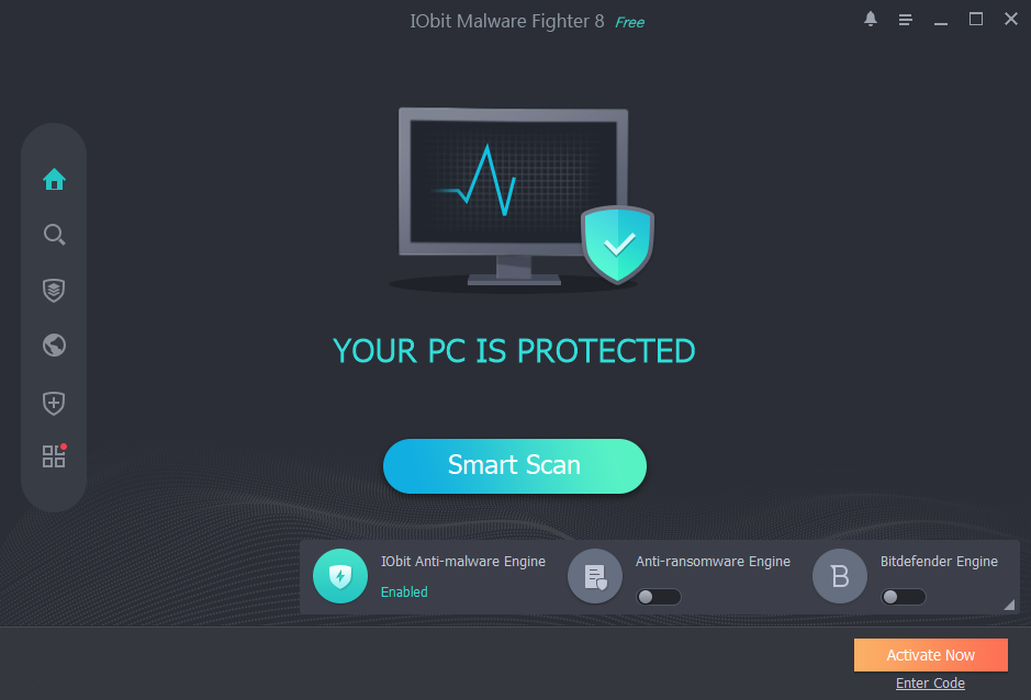 Iobit Malware Fighter Download To Remove Malware Block Ransomware Iobit
