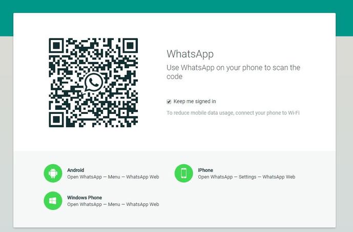 Instalar WhatsApp para PC