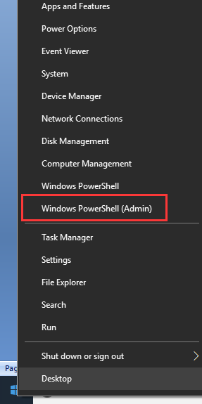 удалить Microsoft Edge через меню пуск